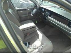 Porte D'entrée Sans Clé Pour Conducteur Pad Fits 03-11 Lincoln Town Car & 72708