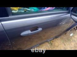 Uj Grey Driver Porte Avant Électrique Avec Entrée Sans Clé 09-12 Esce 475746