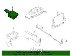 Véritable Ford Keyless Entry Receiver Cj5z-15k602-a