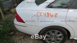 Verrouillage Sans Porte Conducteur Avant Électrique Entrée Fits 05-07 Cinq Cents 1080103